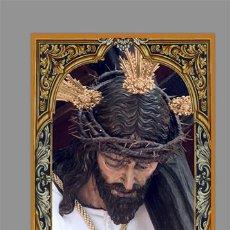 Nuevo: AZULEJO 20X30 DE NUESTRO PADRE JESÚS NAZARENO DEL AMOR DE CÁDIZ. Lote 158804518
