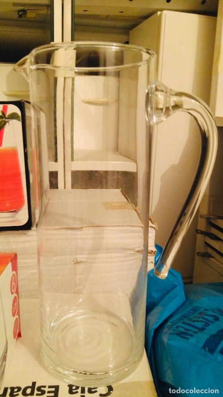 Nuevo: Juego vasos de agua, vasos altos y jarra de agua - Foto 5 - 161153877