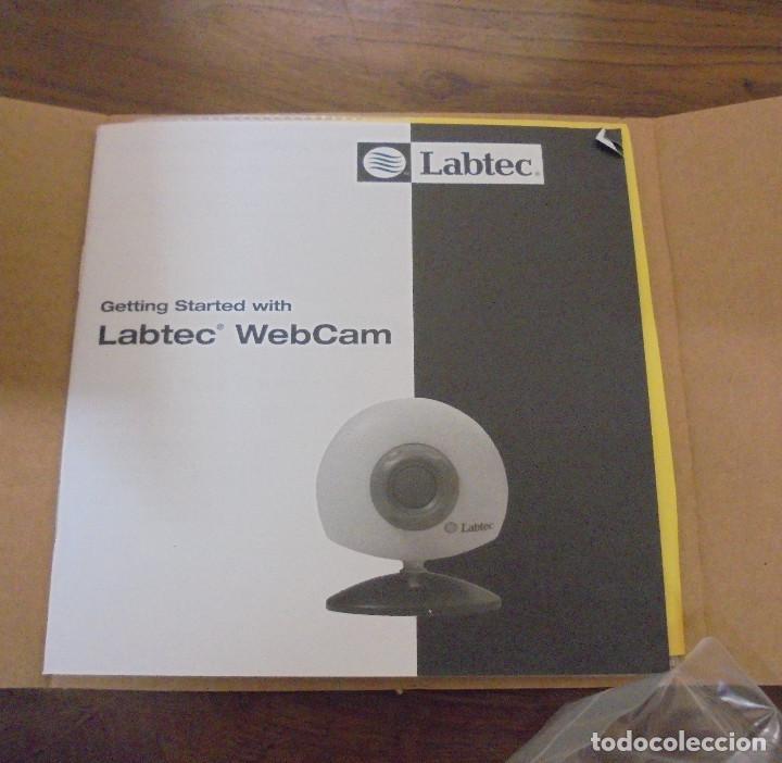 Nuevo: WEB CAM LABTEC PC USB ARTICULO NUEVO. - Foto 3 - 161938442