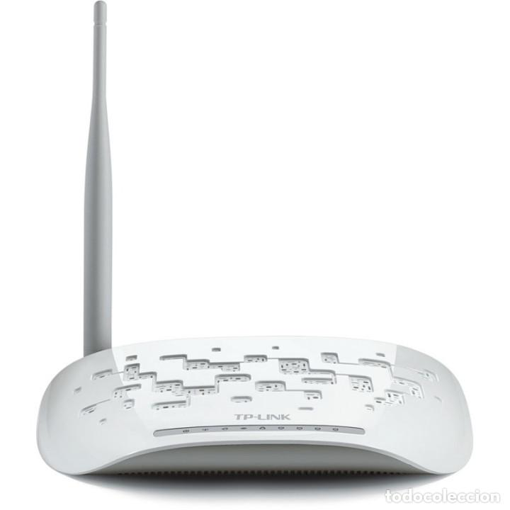 Nuevo: Módem router ADSL2+ Wireless 4-P-RJ45 TP-Link TD-W8951ND - Foto 1 - 169350228