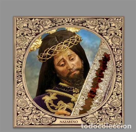 AZULEJO 15X15 DE NUESTRO PADRE JESÚS NAZARENO DE ARCOS DE LA FRONTERA (CÁDIZ) (Artículos Nuevos)