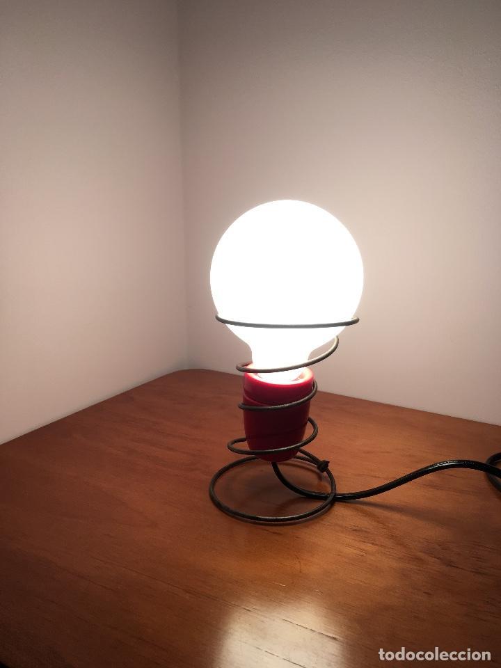 LAMPARA ORIGINAL ARTESANAL . (Artículos Nuevos)