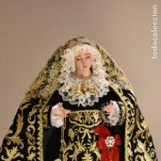 Nuevo: VIRGEN DOLOROSA DE 62 CMS.. Lote 172299413