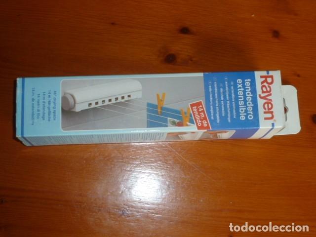 Nuevo: Tendedero extensible Rayen. Nuevo - Foto 5 - 174034449