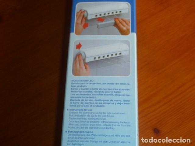 Nuevo: Tendedero extensible Rayen. Nuevo - Foto 6 - 174034449