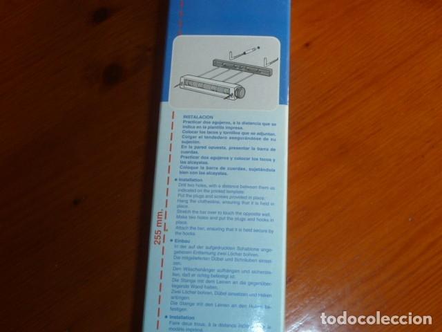 Nuevo: Tendedero extensible Rayen. Nuevo - Foto 8 - 174034449