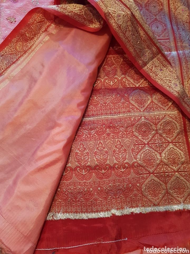 Nuevo: Tela de sari - Foto 2 - 174095259
