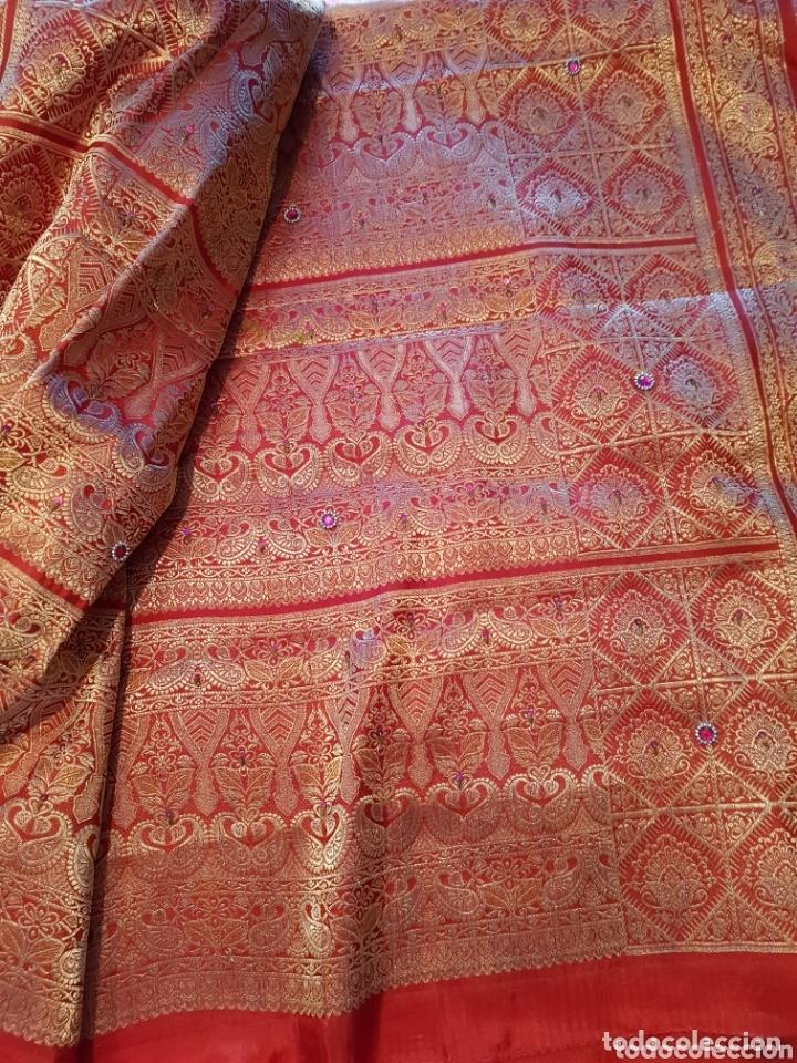 Nuevo: Tela de sari - Foto 3 - 174095259