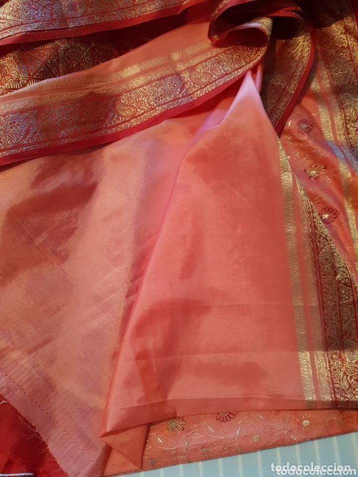 Nuevo: Tela de sari - Foto 4 - 174095259