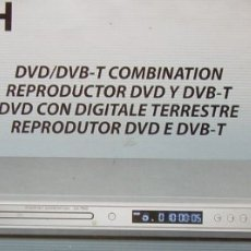 Neuf: REPRODUCTOR DVD/BVB CON TDT. MARCA SUNSTECH MPEG4. DX-T600. SIN USO. Lote 175694097