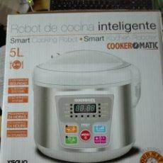 Nuevo: ROBOT DE COCINA INTELIGENTE COOKER MATIC. Lote 178368738
