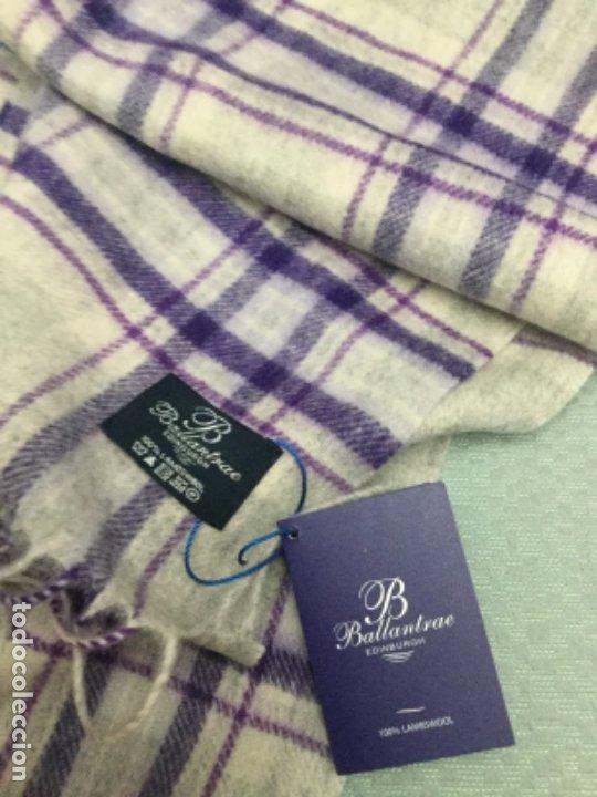 Nuevo: Bufanda lana de Cashemire, marca Ballantrae de Escocía - Foto 2 - 180498903