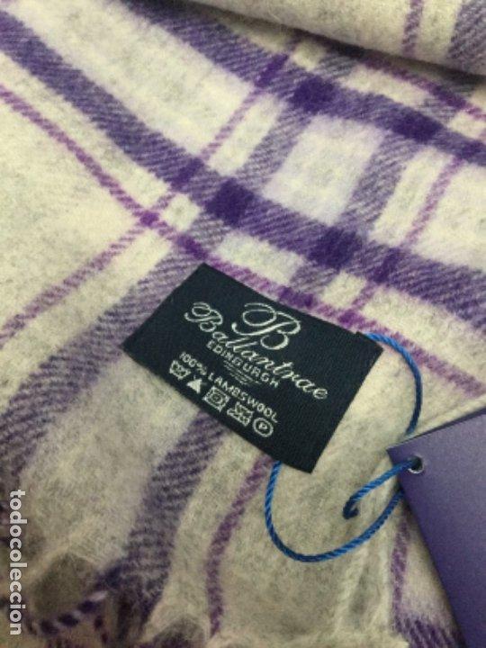 Nuevo: Bufanda lana de Cashemire, marca Ballantrae de Escocía - Foto 3 - 180498903