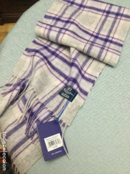 Nuevo: Bufanda lana de Cashemire, marca Ballantrae de Escocía - Foto 4 - 180498903