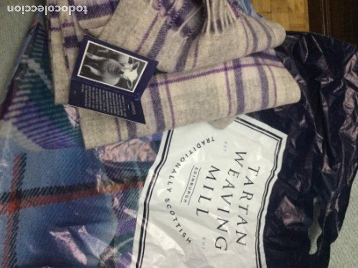 Nuevo: Bufanda lana de Cashemire, marca Ballantrae de Escocía - Foto 5 - 180498903