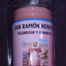 Nuevo: VELON SAN RAMON NONATO FECUNDIDAD Y EMBARAZO...NUEVO. Lote 185950805