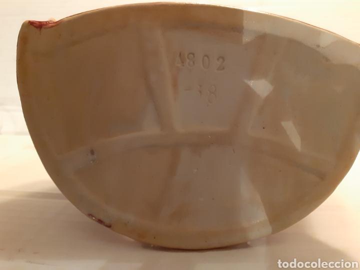 Nuevo: Figura original decorativa numerada de Belén en porcelana, para poner velas - Foto 4 - 187641856