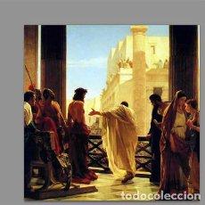 Nuevo: AZULEJO 15X15 DE JESÚS PRESENTADO AL PUEBLO. Lote 189760945