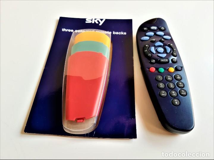 Nuevo: Sky TV DIGITAL Control RemotO + 3 CARCASAS DE RECAMBIO - Foto 2 - 208080651