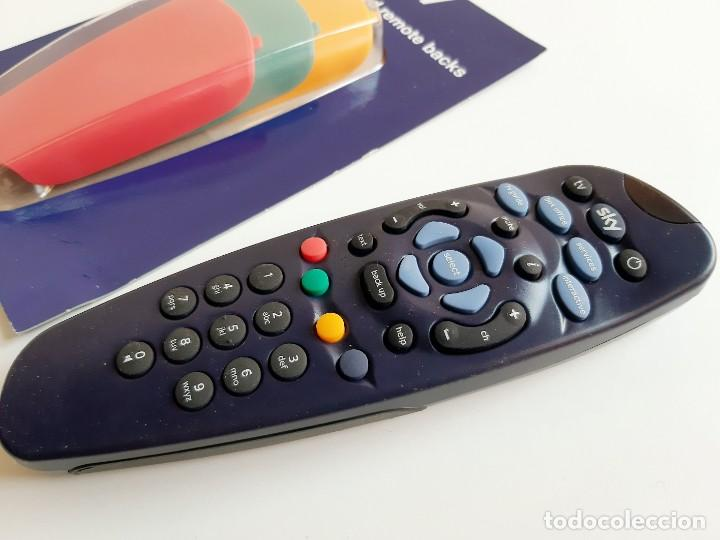 Nuevo: Sky TV DIGITAL Control RemotO + 3 CARCASAS DE RECAMBIO - Foto 3 - 208080651
