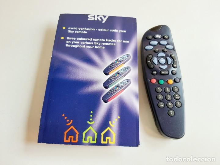 Nuevo: Sky TV DIGITAL Control RemotO + 3 CARCASAS DE RECAMBIO - Foto 6 - 208080651