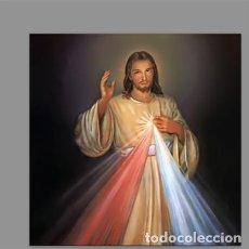 Nuevo: AZULEJO 15X15 DE JESÚS CONFIO EN TI.. Lote 191760375