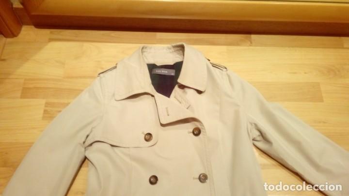 Nuevo: Gabardina de mujer Easy Wear básica con cinturón · - Foto 7 - 191846717
