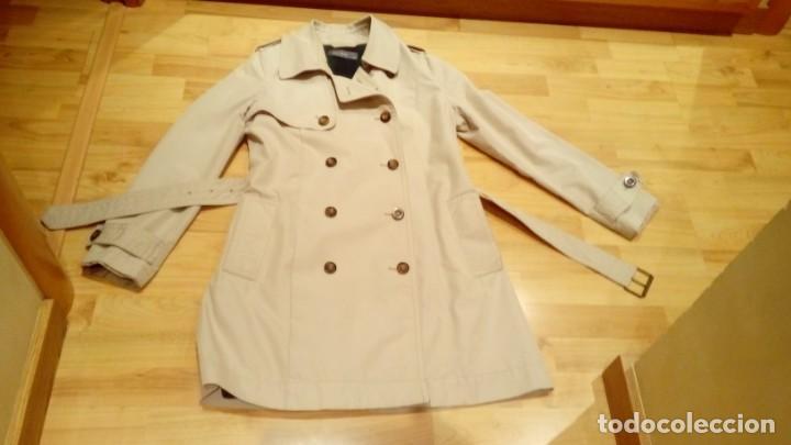 Nuevo: Gabardina de mujer Easy Wear básica con cinturón · - Foto 10 - 191846717