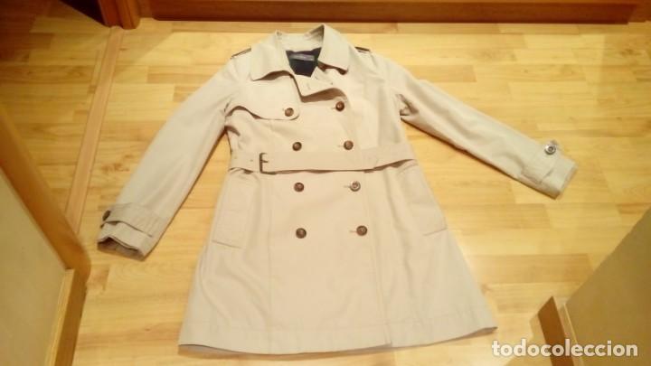 Nuevo: Gabardina de mujer Easy Wear básica con cinturón · - Foto 11 - 191846717