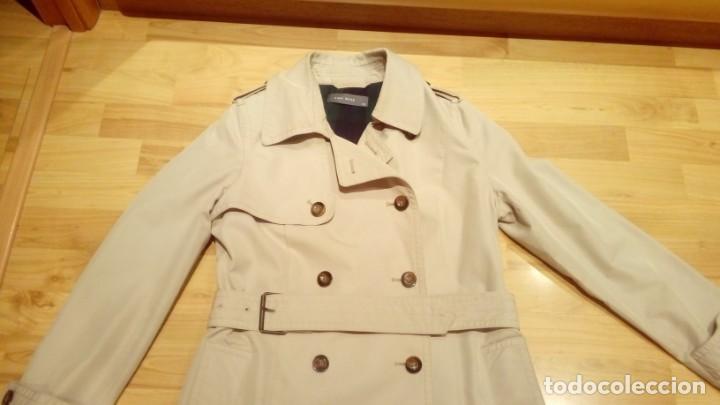 Nuevo: Gabardina de mujer Easy Wear básica con cinturón · - Foto 12 - 191846717