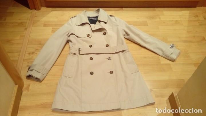 Nuevo: Gabardina de mujer Easy Wear básica con cinturón · - Foto 13 - 191846717