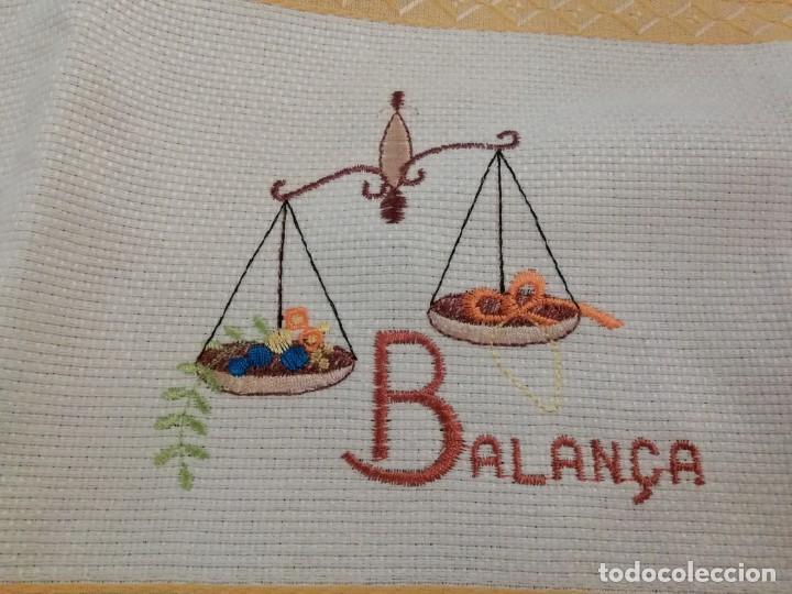 Nuevo: Dos paños de cocina decorados con hilo de algodón hecho a mano - Foto 4 - 192682223