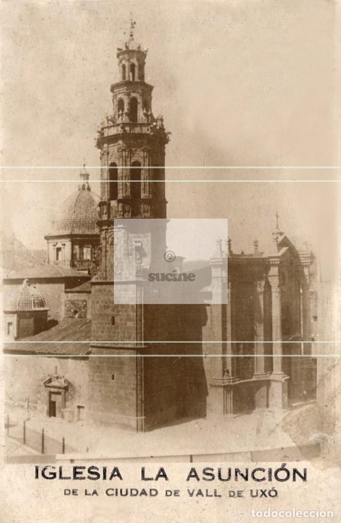 Nuevo: MAGNIFICA COLECCIÓN DE 90 FOTOGRAFIAS ANTIGUAS DE VALL DE UXÓ - Foto 2 - 194882457