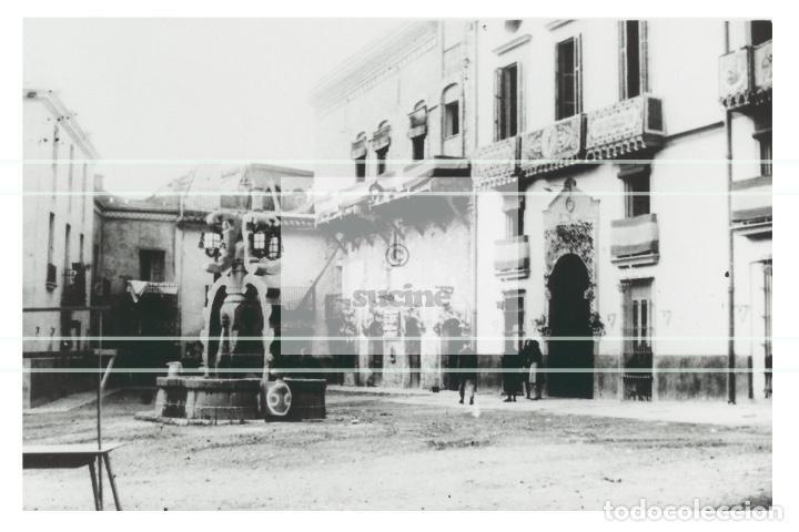 Nuevo: MAGNIFICA COLECCIÓN DE 90 FOTOGRAFIAS ANTIGUAS DE VALL DE UXÓ - Foto 34 - 194882457