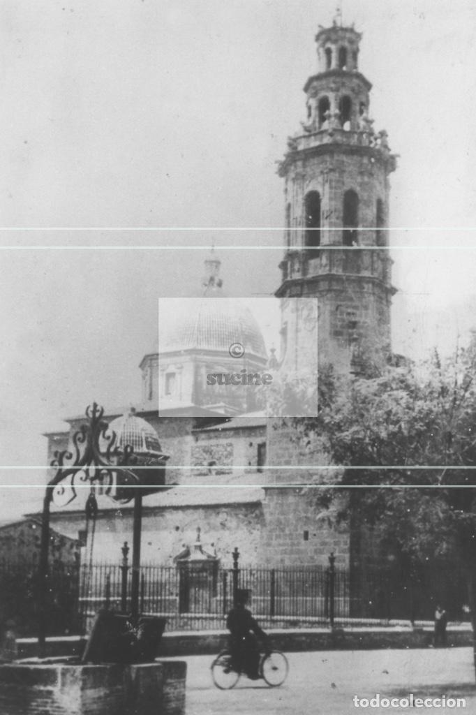 Nuevo: MAGNIFICA COLECCIÓN DE 90 FOTOGRAFIAS ANTIGUAS DE VALL DE UXÓ - Foto 41 - 194882457
