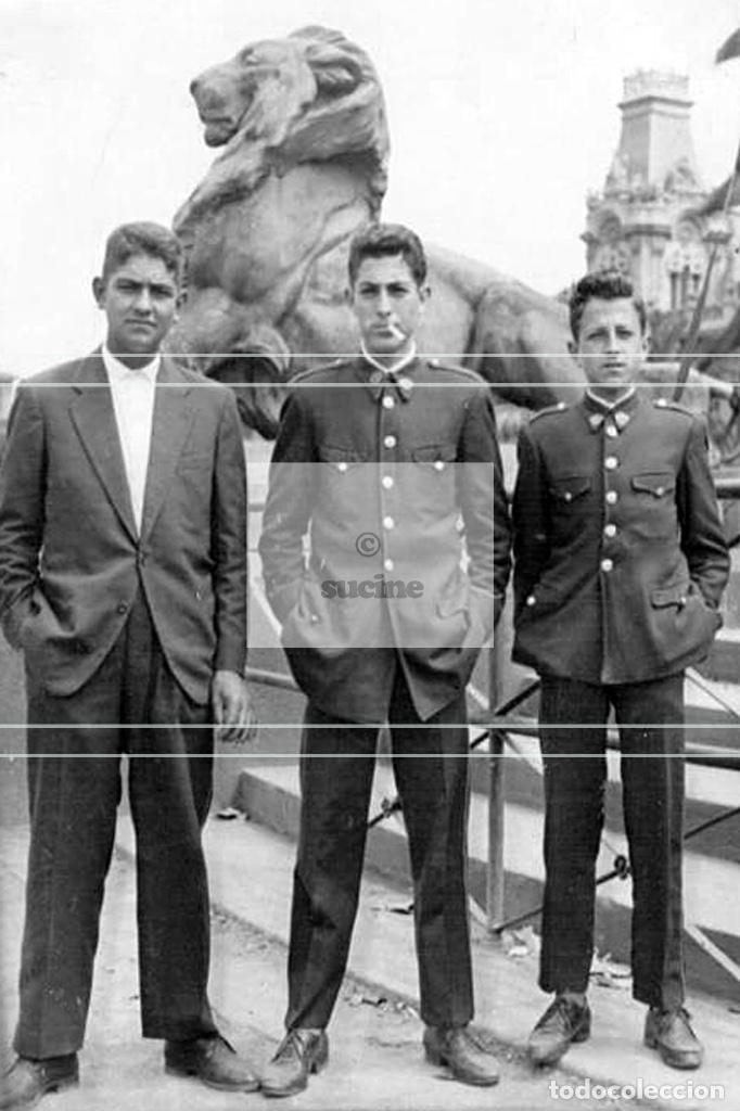 Nuevo: MAGNIFICA COLECCIÓN DE 90 FOTOGRAFIAS ANTIGUAS DE VALL DE UXÓ - Foto 49 - 194882457