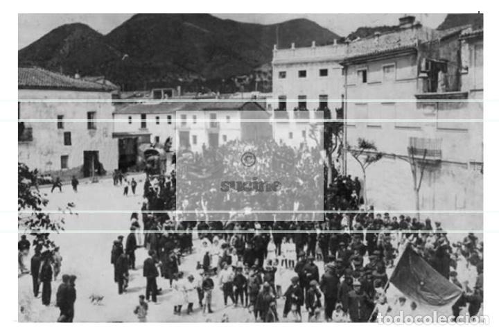 Nuevo: MAGNIFICA COLECCIÓN DE 90 FOTOGRAFIAS ANTIGUAS DE VALL DE UXÓ - Foto 59 - 194882457