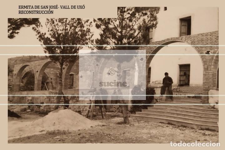 Nuevo: MAGNIFICA COLECCIÓN DE 90 FOTOGRAFIAS ANTIGUAS DE VALL DE UXÓ - Foto 91 - 194882457