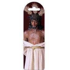 Nuevo: MARCA PÁGINA DE PLÁSTICO DE NUESTRO PADRE JESÚS DE LAS PENAS (GITANO DE CORDOBA). Lote 195008146