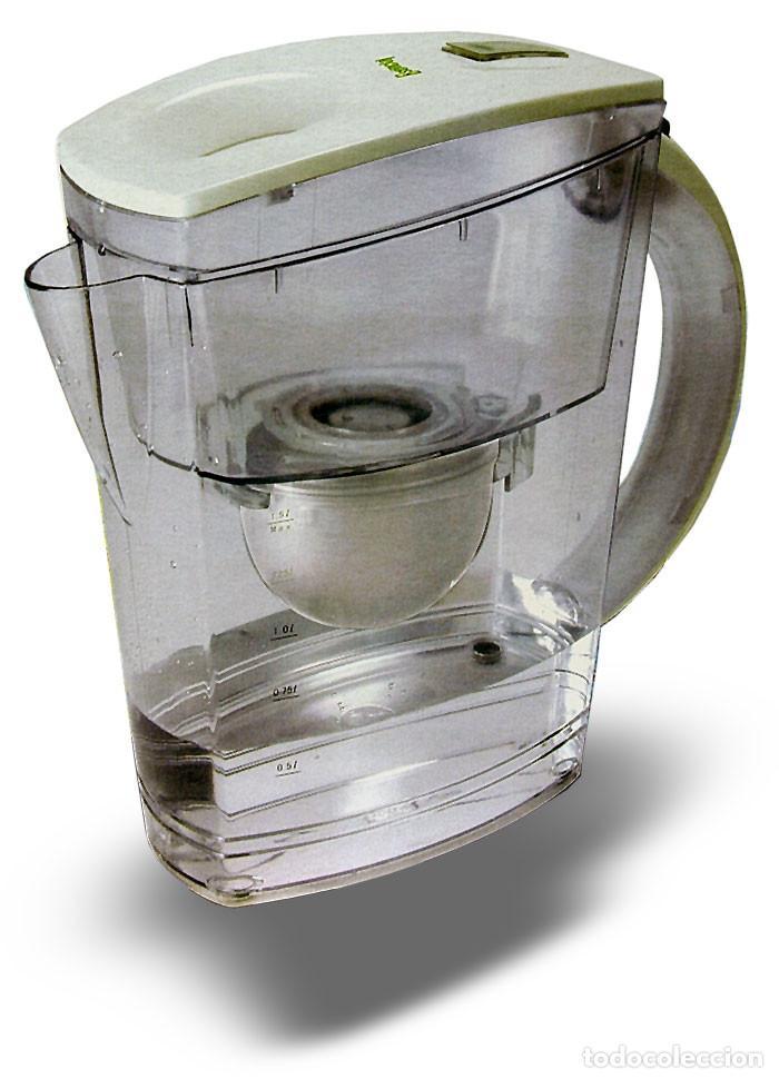 Nuevo: Jarra purificadora de agua Jata E-350-AG + 1 filtro de regalo ¡COMPLETAMENTE NUEVOS! - Foto 2 - 195336943