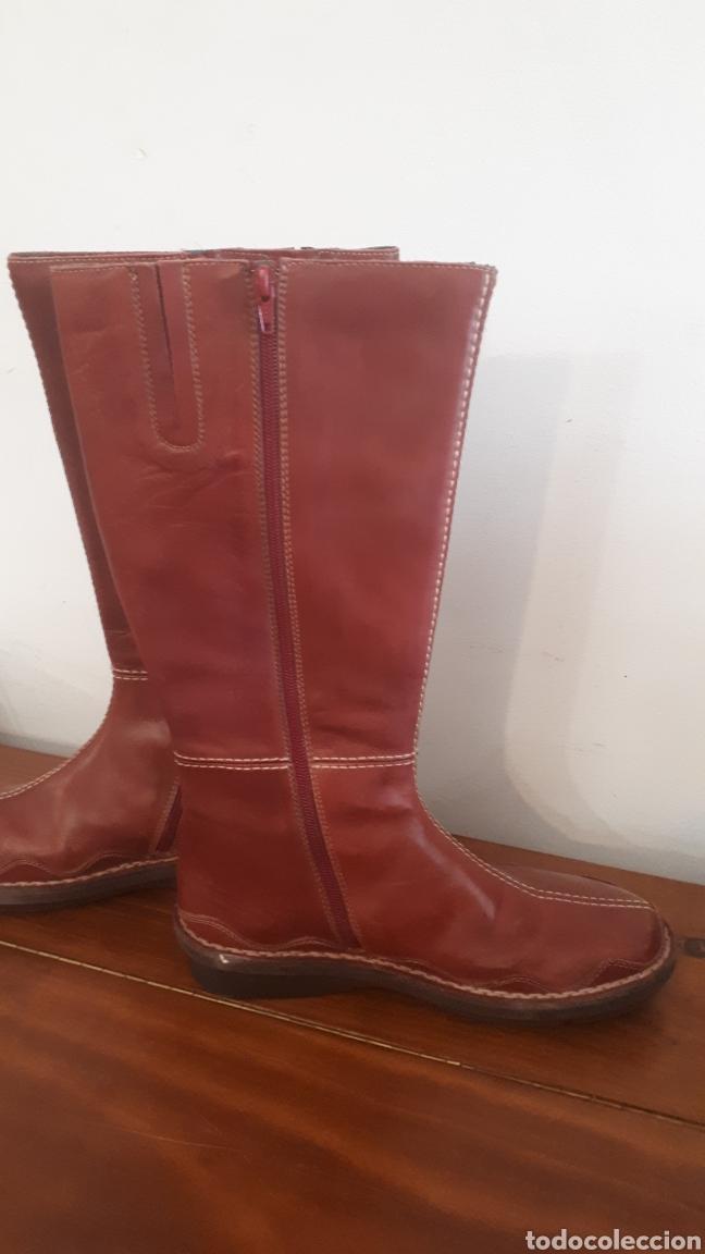 Nuevo: Botas altas rojas Pikolinos piel n° 40 - Foto 4 - 195462113