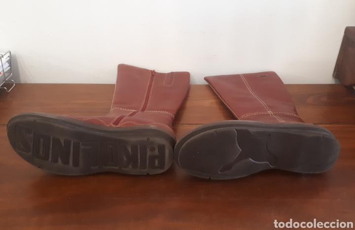 Nuevo: Botas altas rojas Pikolinos piel n° 40 - Foto 6 - 195462113