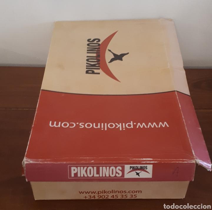 Nuevo: Botas altas rojas Pikolinos piel n° 40 - Foto 8 - 195462113