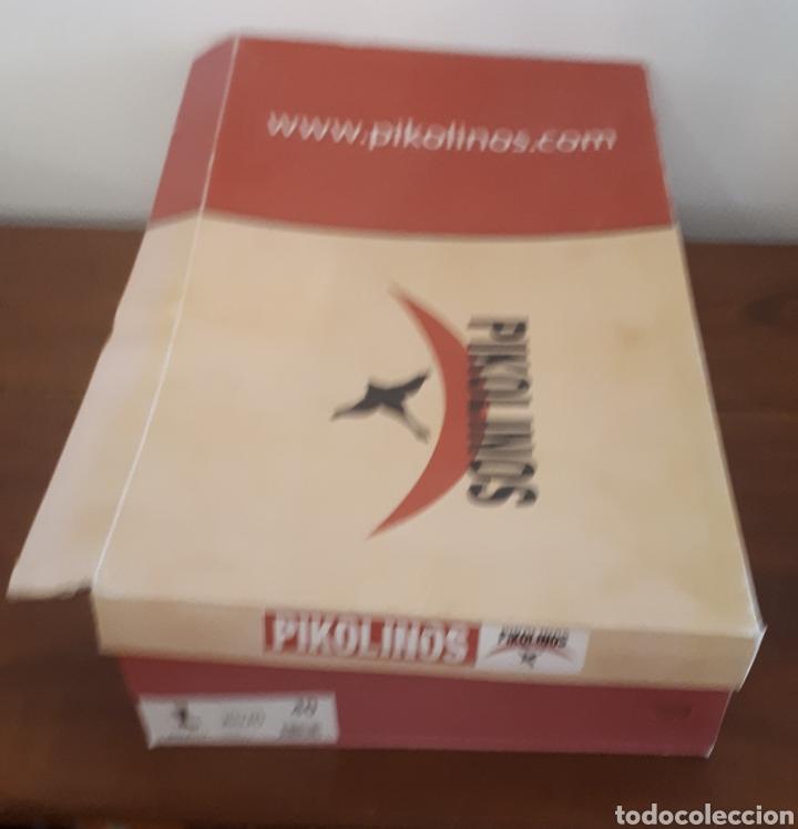 Nuevo: Botas altas rojas Pikolinos piel n° 40 - Foto 9 - 195462113