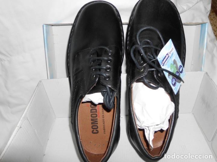 no relacionado tema honor  zapatos de piel nuevos comodo sport n 41 - Buy New Items at todocoleccion -  195735827