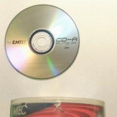 Nuevo: LOTE 28 CD'S GRABABLES. EMTEC. 80/700/S2.. Lote 199168860