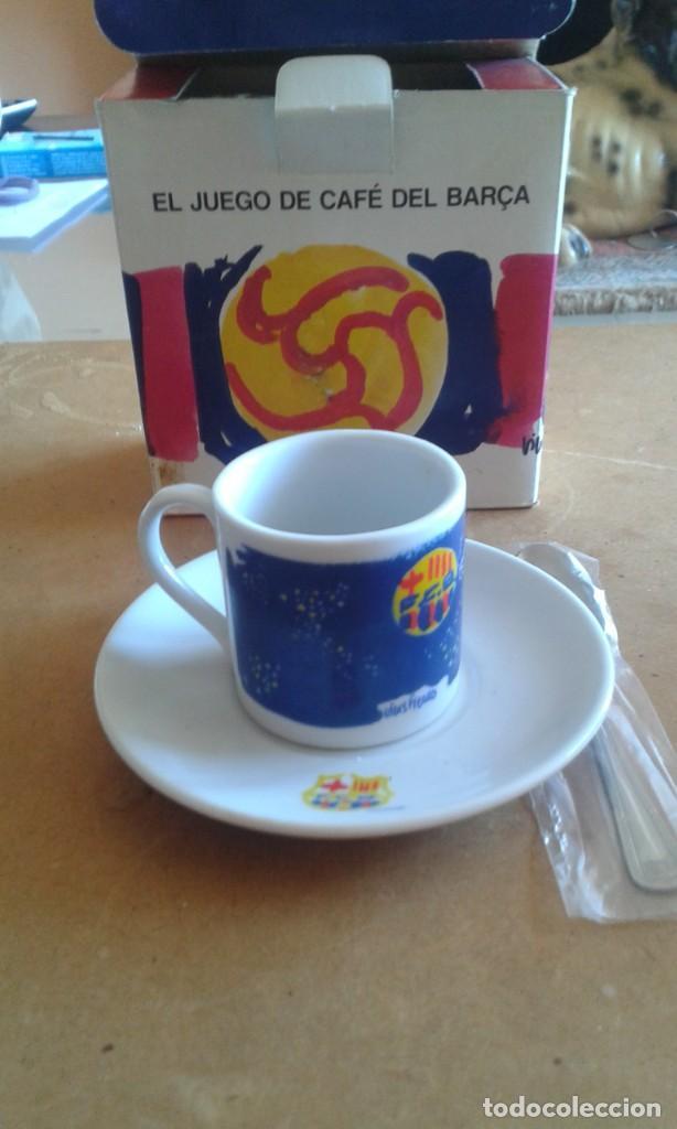 6 TAZAS CAFE DEL BARÇA (Artículos Nuevos)
