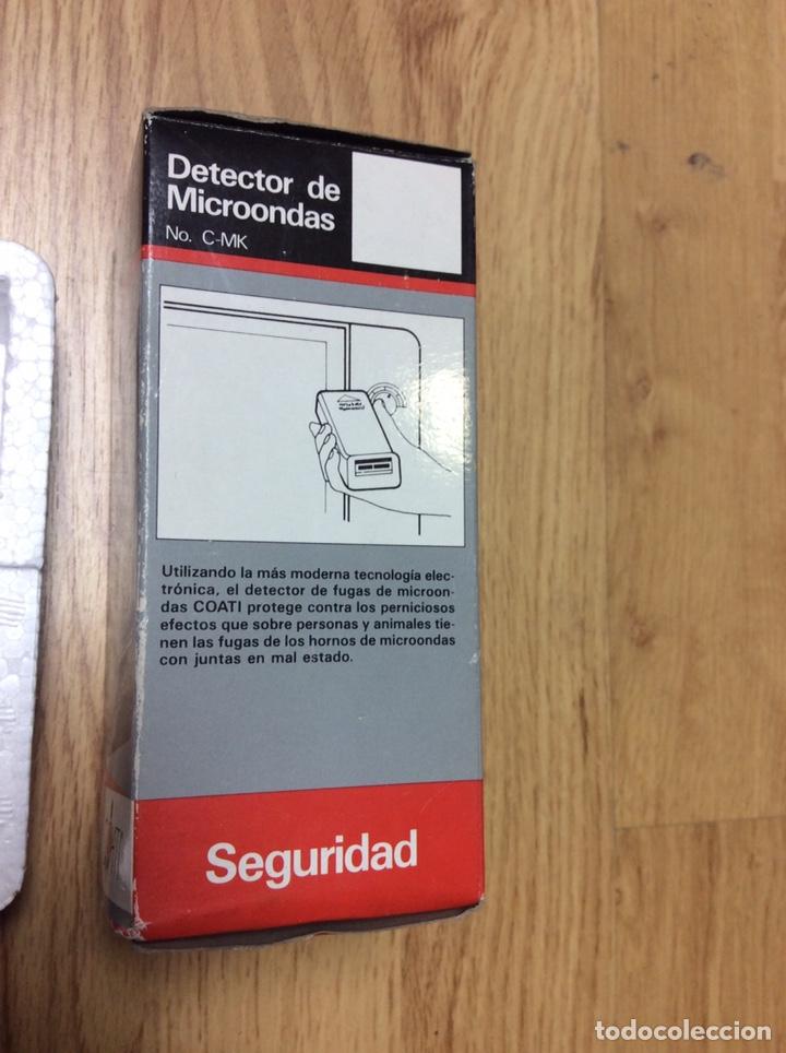 Nuevo: DETECTOR DE SEGURIDAD DE MICROONDAS VARIAS UTILIDADES - Foto 2 - 236920735