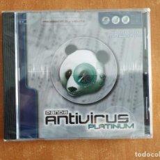 Nuevo: ANTIVIRUS PANDA PLATINUM 6.0. PANDA SOFTWARE ESPAÑA.. Lote 218193291
