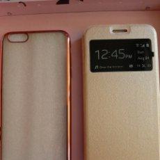 Nuevo: 2 FUNDAS IPHONE 6GPLUS Y IPHONE 7GPLUS. Lote 221503846